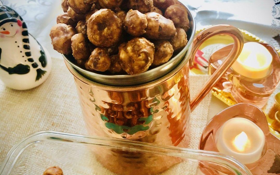 Gingerbread Makhana